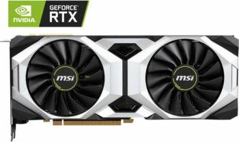 pret preturi Placa video MSI GeForce RTX 2080 VENTUS OC 8GB GDDR6 256-bit
