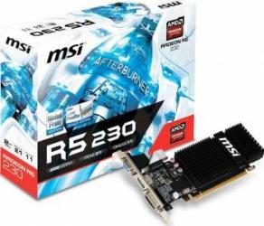 Placa video MSI Radeon R5 230 2GB DDR3 64Bit Low Profile