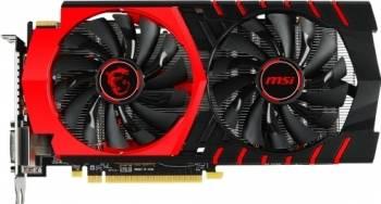 Placa video MSI Radeon R7 370 Gaming 4G 4GB DDR5 256Bit Bonus Mouse Pad A4Tech X7-200MP
