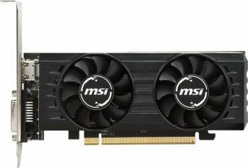Placa video MSI Radeon RX 550 2GT LP OC 2GB GDDR5 128bit Placi video