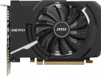 Placa video MSI Radeon RX 550 AERO ITX OC 2GB GDDR5 128bit Placi video