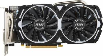 Placa video MSI Radeon RX 570 Armor OC 8GB GDDR5 256bit Placi video