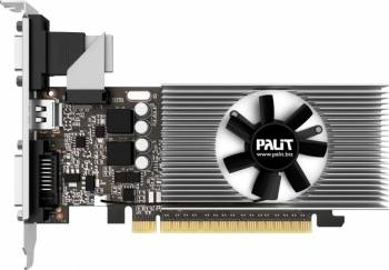 Placa video Palit GeForce GT 730 2GB DDR3 64bit Low profile Placi video