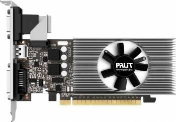 Placa video Palit GeForce GT 730 2GB DDR3 64bit Low profile Placi video