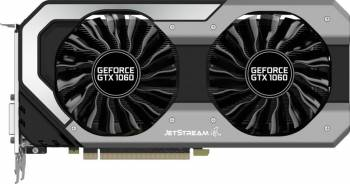 Placa video Palit GeForce GTX 1060 JetStream 6GB GDDR5 192bit Placi video