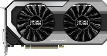 Placa video Palit GeForce GTX 1060 Super Jetstream 3GB GDDR5 192bit Placi video