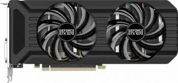 pret preturi Placa video Palit GeForce GTX 1070 Dual 8GB GDDR5 256bit