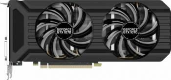 Placa video Palit GeForce GTX 1070 Dual 8GB GDDR5 256bit Placi video