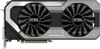 Placa video Palit GeForce GTX 1070Ti Jetstream 8GB GDDR5 256bit Placi video