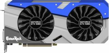 Placa video Palit GeForce GTX 1080 GameRock 8GB GDDR5X 256bit