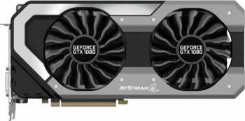 Placa video Palit GeForce GTX 1080 Jetstream 8GB GDDR5X 256bit Placi video