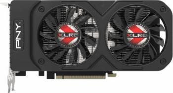 Placa video PNY GeForce GTX 1050Ti XLR8 OC Gaming 2 4GB GDDR5 128bit Placi video