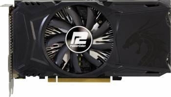 Placa video PowerColor Red Dragon Radeon RX 560 4GB GDDR5 128bit Placi video