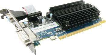 Placa Video Sapphire Radeon HD6450 1GB DDR3 64bit PCIe HS