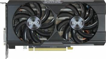 Placa video Sapphire Radeon R7 370 Nitro OC 4GB DDR5 256Bit Bulk Bonus Mouse Pad A4Tech X7-200MP