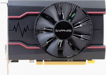 Placa video Sapphire Radeon RX 550 Pulse OC 4GB GDDR5 128bit Placi video