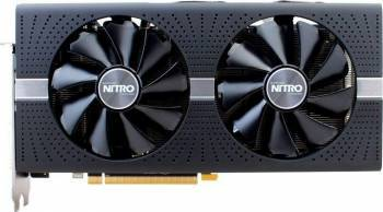 Placa video Sapphire Radeon RX 580 Nitro+ 4GB GDDR5 256bit Placi video
