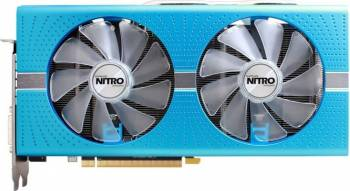 Placa video Sapphire Radeon RX 580 Special Edition 8GB GDDR5 256bit Placi video