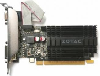 Placa video Zotac GeForce GT 710 1GB DDR3 64Bit Low Profile