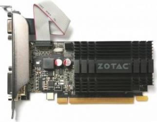 Placa video Zotac GeForce GT 710 Zone Edition 2GB GDDR5 64bit Placi video