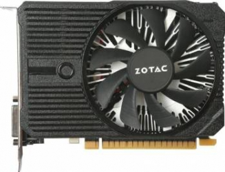 Placa video Zotac GeForce GTX 1050 Mini 2GB GDDR5 128bit Placi video