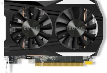 Placa video Zotac GeForce GTX 1050Ti OC Edition 4GB GDDR5 128bit Placi video