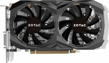 Placa video Zotac GeForce GTX 1060 AMP Core Edition 3GB GDDR5 192bit Placi video