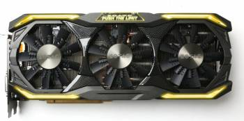 Placa video Zotac GeForce GTX 1080 AMP Extreme 8GB GDDR5X 256bit Placi video