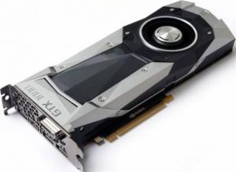 Placa video Zotac GeForce GTX 1080 Founders Edition 8GB GDDR5X