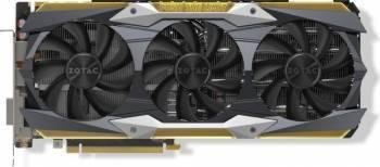 Placa video Zotac GeForce GTX 1080Ti AMP Extreme 11GB GDDR5X 352bit Placi video