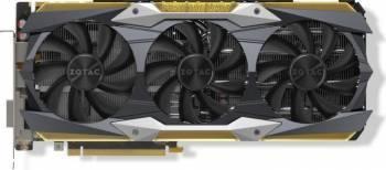 Placa video Zotac GeForce GTX 1080Ti AMP Extreme Core Edition 11GB GDDR5X 352bit Placi video