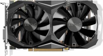 Placa video Zotac GeForce GTX 1080Ti Mini 11GB GDDR5X 352bit Placi video