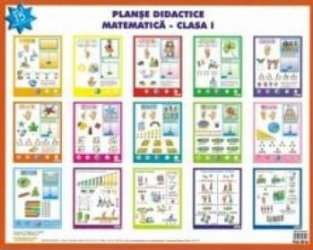 Planse Matematica Clasa 1 Carti