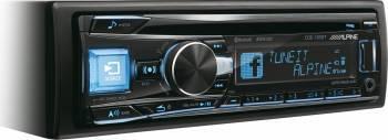 Player Auto Alpine CDE-195BT Negru Player Auto