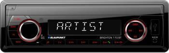 Player Auto Blaupunkt Brighton 170BT 4x40W USB SDHC Aux In Rosu Player Auto