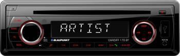 Player Auto Blaupunkt Cardiff 170BT 4x40W CD USB SD Aux In Rosu Player Auto