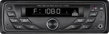 Player Auto E-Boda CMP1004 Radio FM USB Card SD Negru Player Auto
