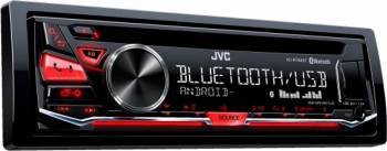 Player Auto JVC KD-R784BT 4x50W USB AUX Bluetooth Subwoofer control Player Auto