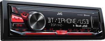 Player auto JVC KD-X342BT 4x50W USB AUX Bluetooth Subwoofer control Player Auto
