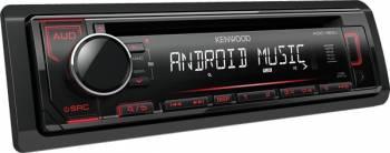 Player Auto Kenwood KDC-120UR 4x50W CD USB Aux-In Player Auto