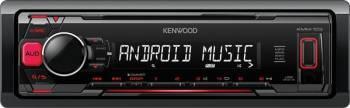 Player Auto Kenwood KMM-103RY 4x50W USB Aux-In Player Auto