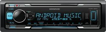 Player Auto Kenwood KMM-123 4x50W USB Aux-In Player Auto