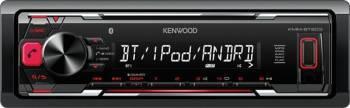 Player Auto Kenwood KMM-BT203 4x50W Bluetooth USB Aux-In Player Auto