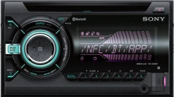 Player Auto Sony WX900BT USB Bluetooth NFC Player Auto