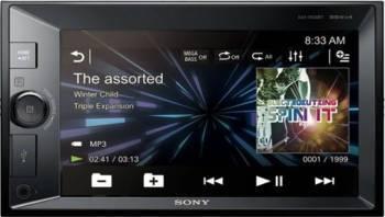 Player Auto Sony XAV-V630BT USB NFC Bluetooth LCD Tactil 6.2'' Player Auto