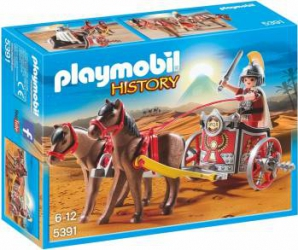 PLAYMOBIL 5391 - CARUL DE LUPTA ROMAN Seturi de constructie