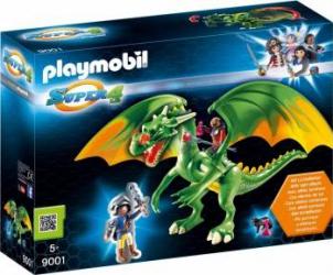 PLAYMOBIL 9001 - DRAGONUL DIN TARA CAVALERILOR CU ALEX Papusi figurine si accesorii papusi