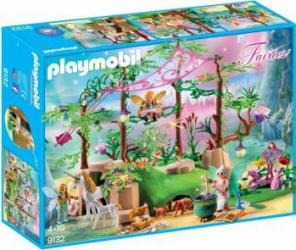 PLAYMOBIL 9132 - PADUREA MAGICA A ZANELOR Papusi figurine si accesorii papusi