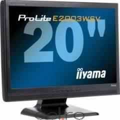 imagine Monitor LCD 20 Iiyama ProLite E2003WSV-B1 pl e2003wsv-b1