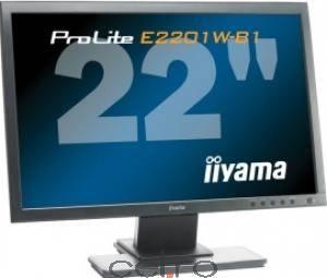 imagine Monitor LCD 22 Iiyama ProLite E2201W-B pl e2201w-b1